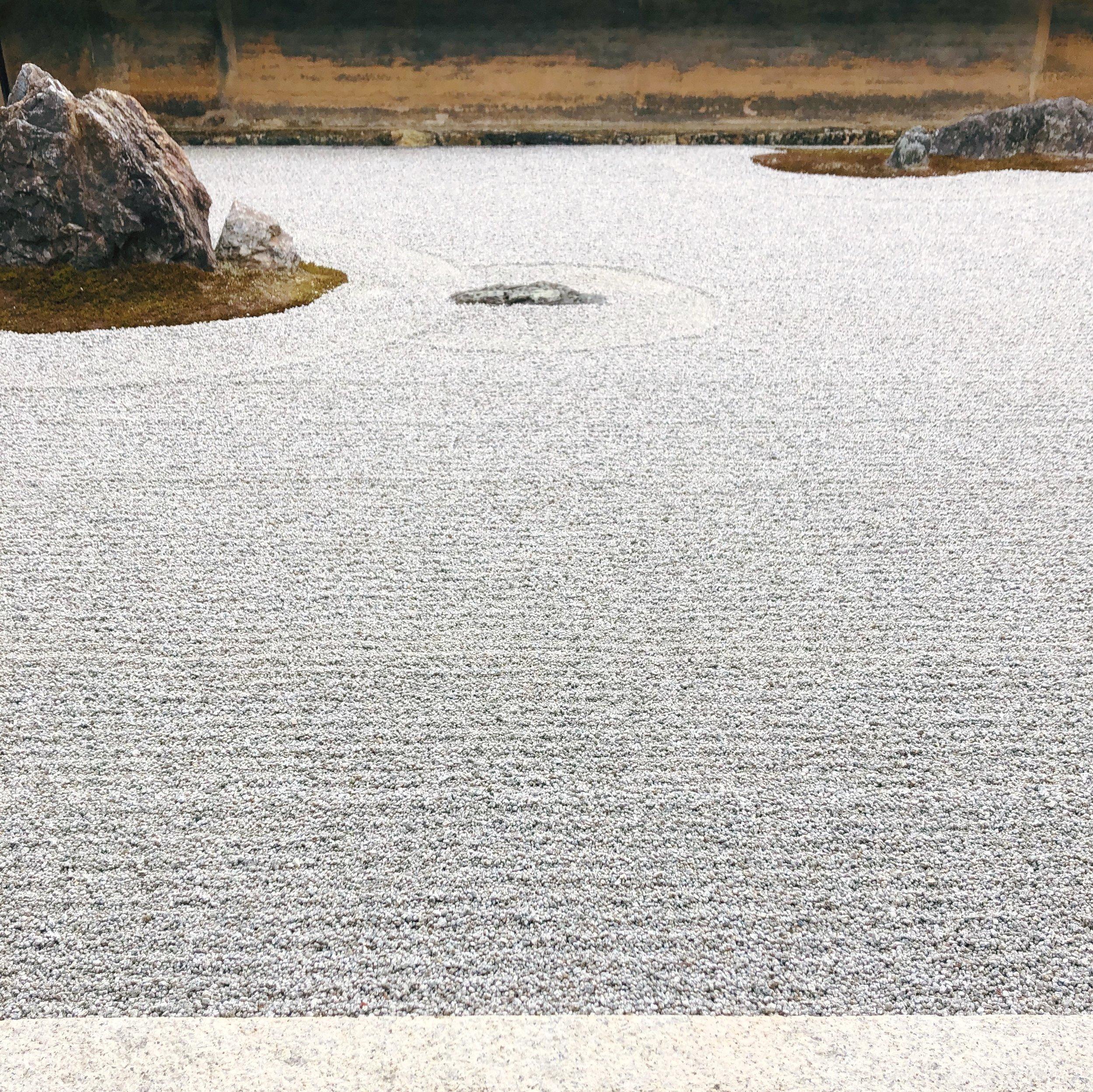 Pure serenity, Kyoto.