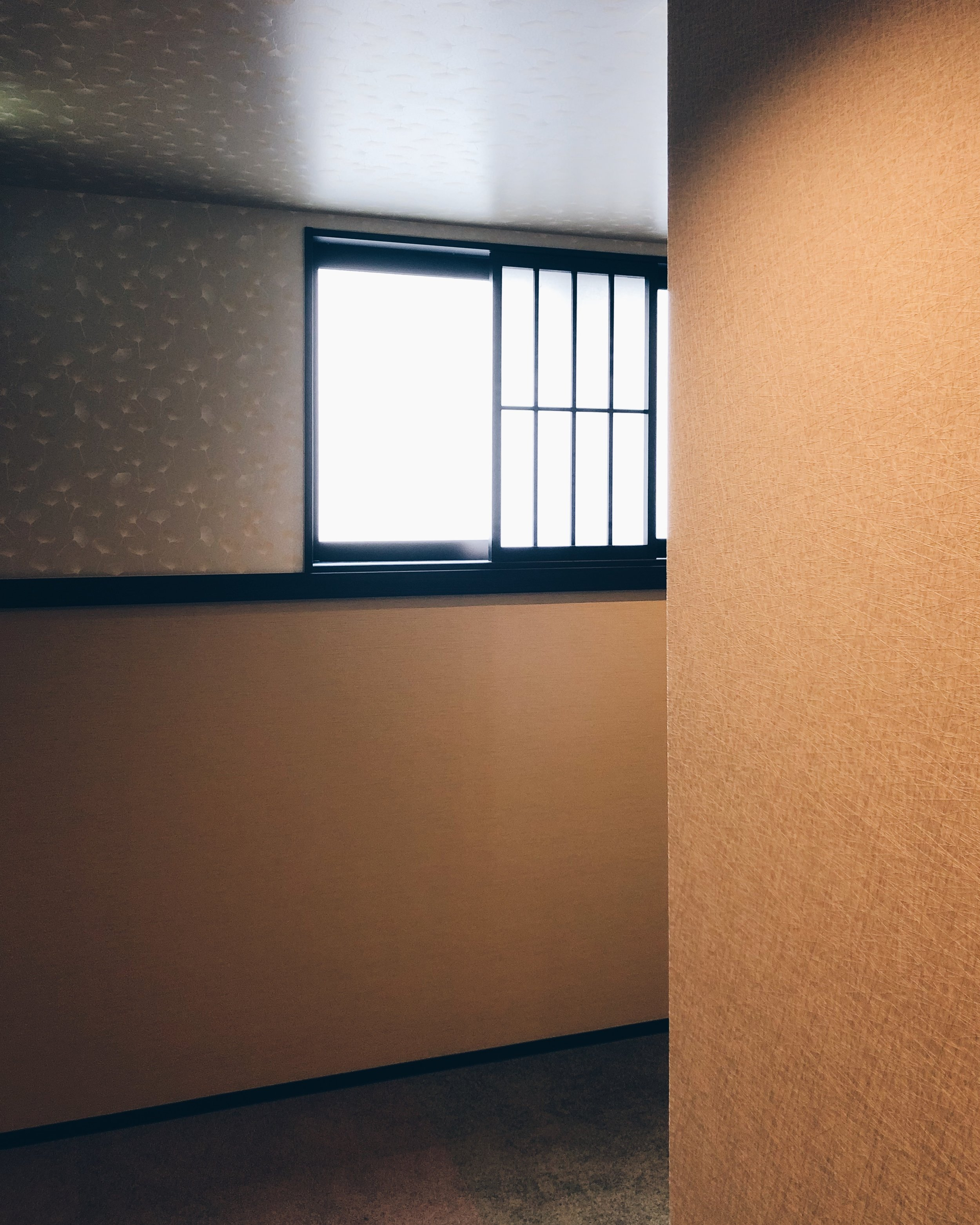 Hallway, Kyoto.