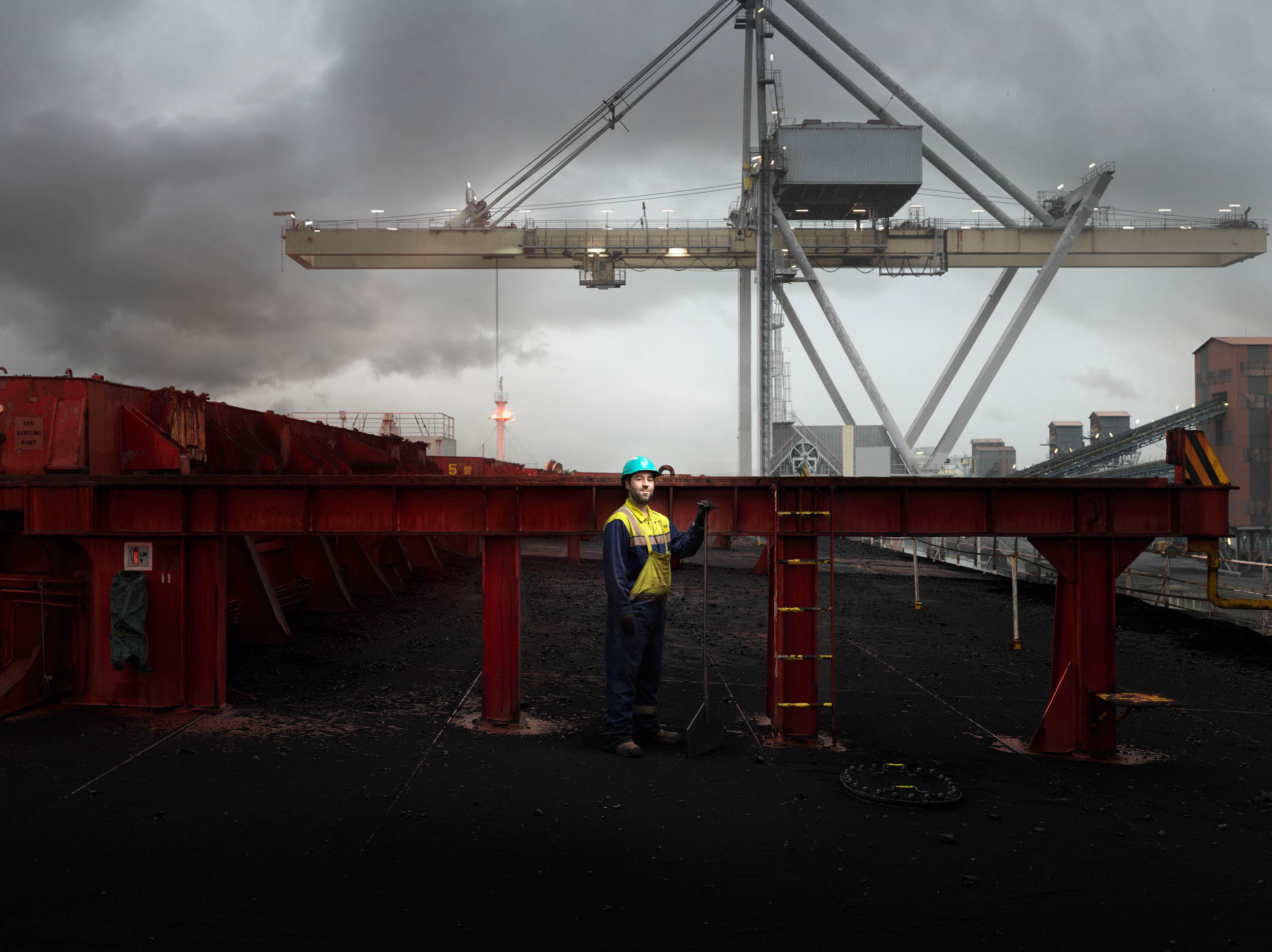 Portraits de Dockers
