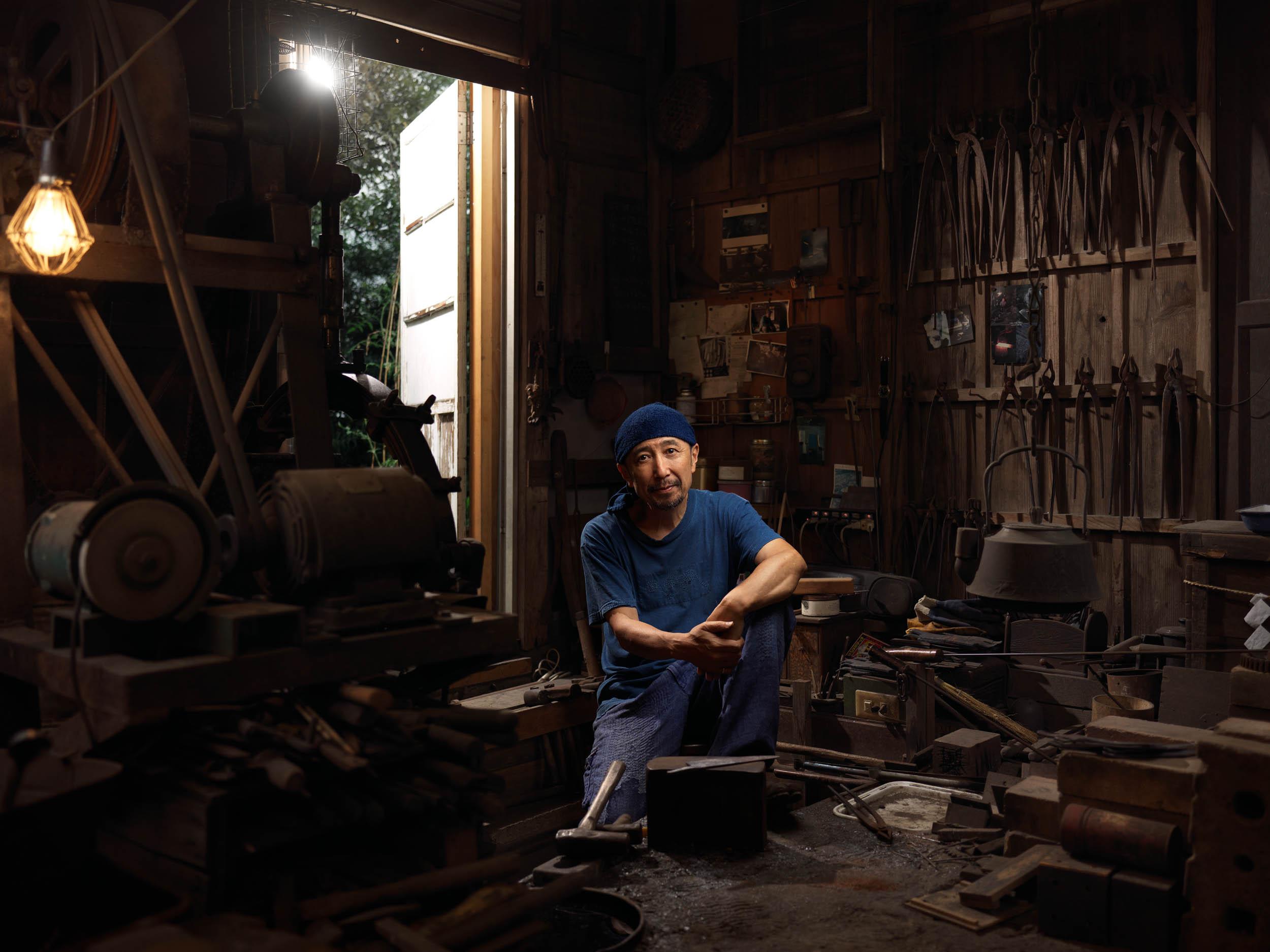 Yasuto Suzuki - Omoto