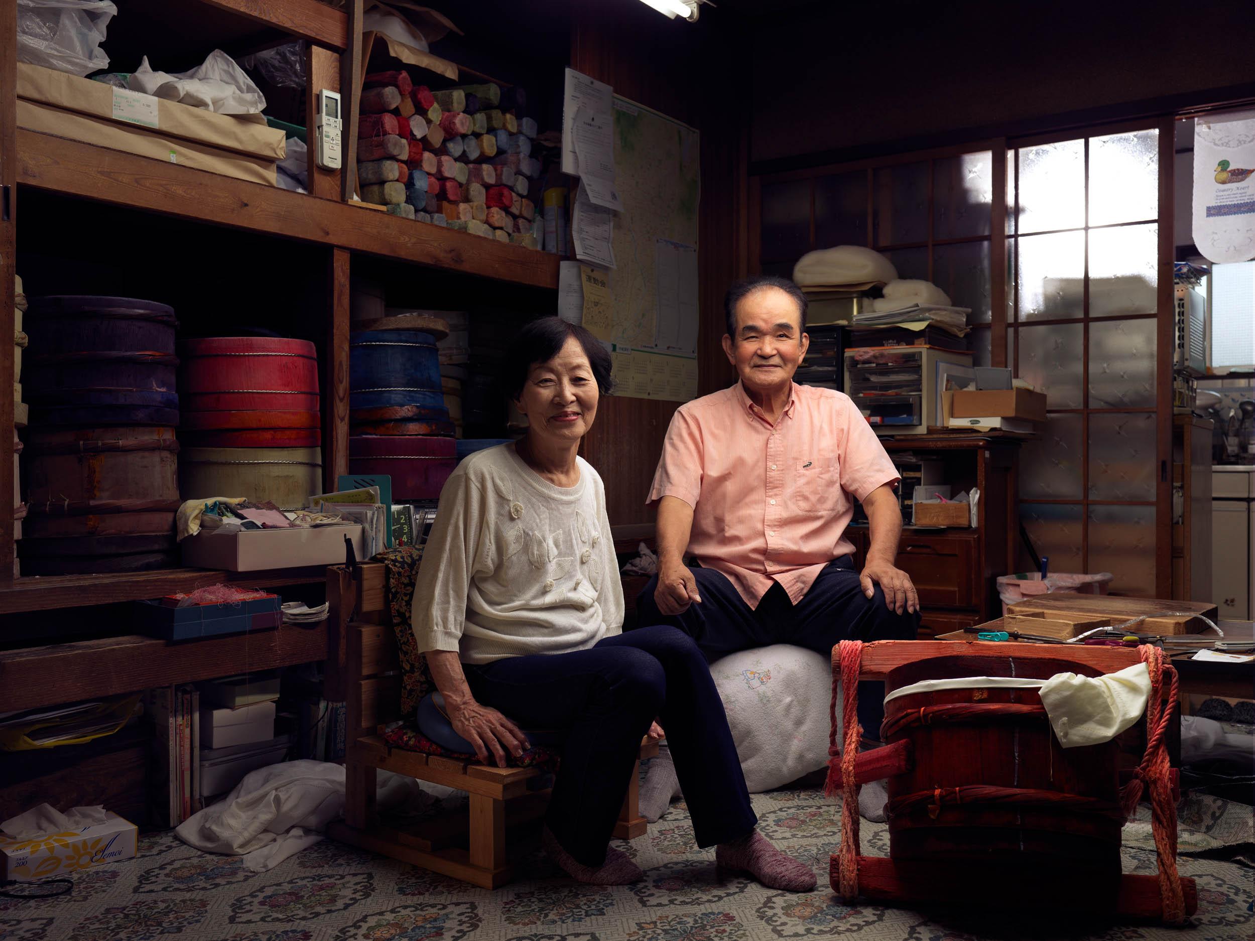 Chiso Kimono Artisans