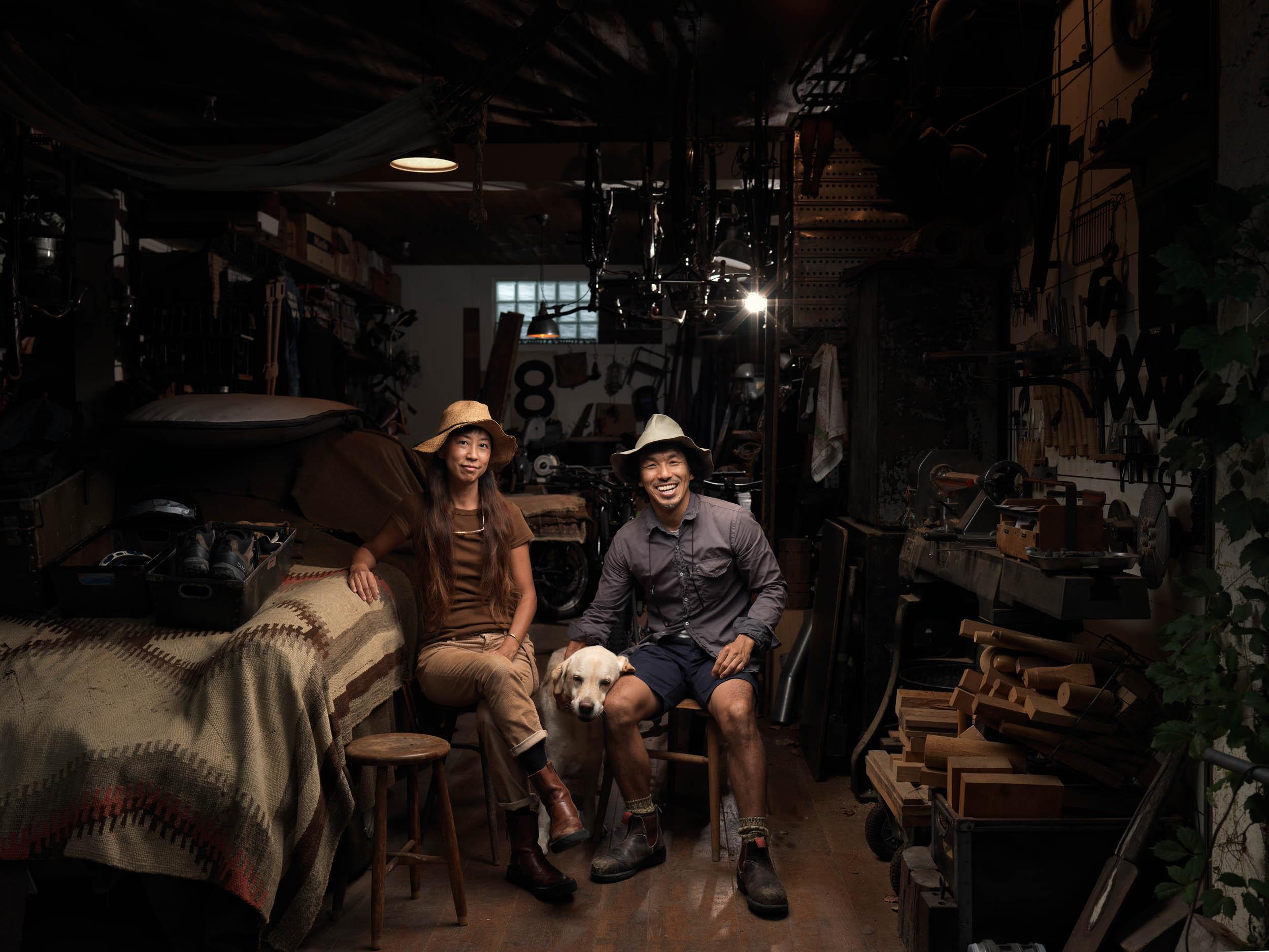 Tokuhiko Kise & Hiromi Karatsu