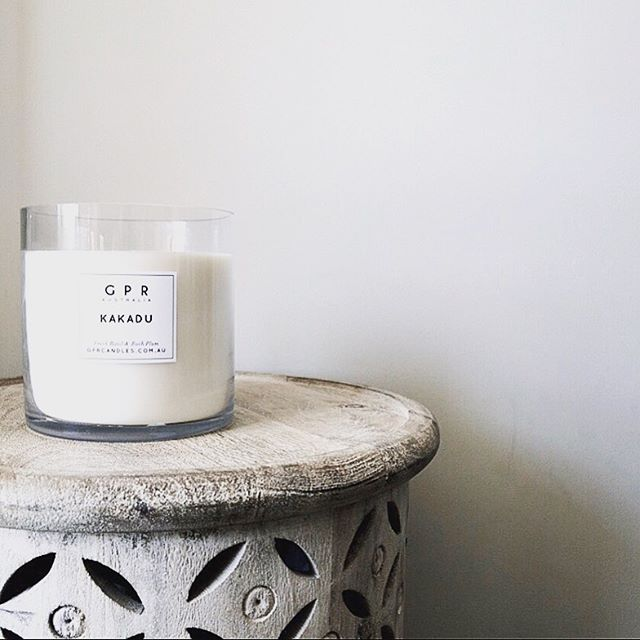 Simplicity!  #love #luxe #candles #interiors #homewares #soy