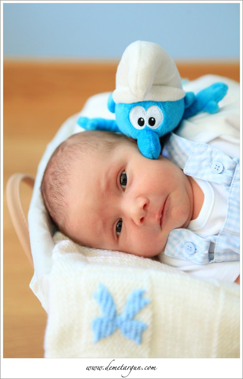 yenidoğan bebek fotoğrafı 11