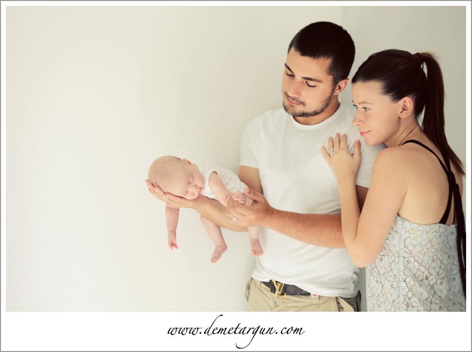 yenidoğan bebek fotoğrafı 8
