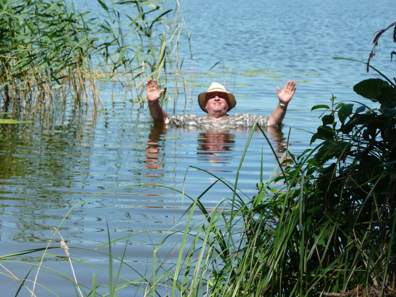 Titel:Mein See, mein Reich