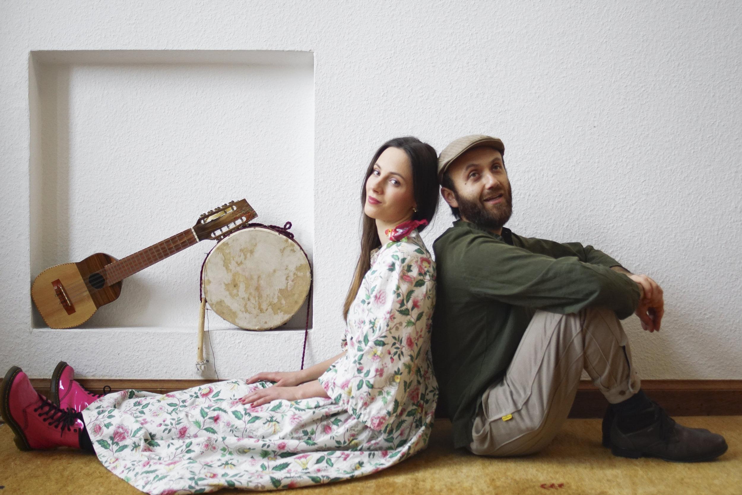Luise Rauer & Leandro Salvatierra