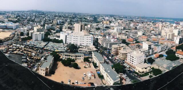 On top of Immeuble Ndiouga Kébé , Ville Dakar