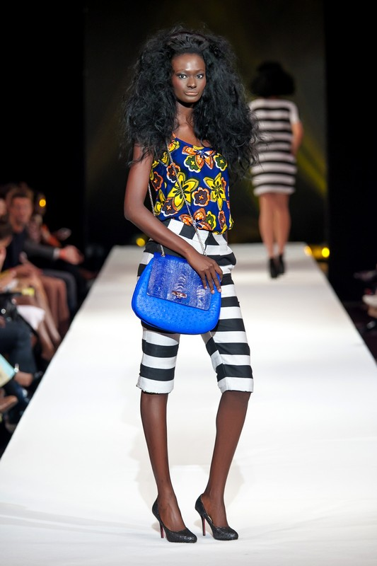 Black Fashion Week Paris 2015 Designer: Adama Paris