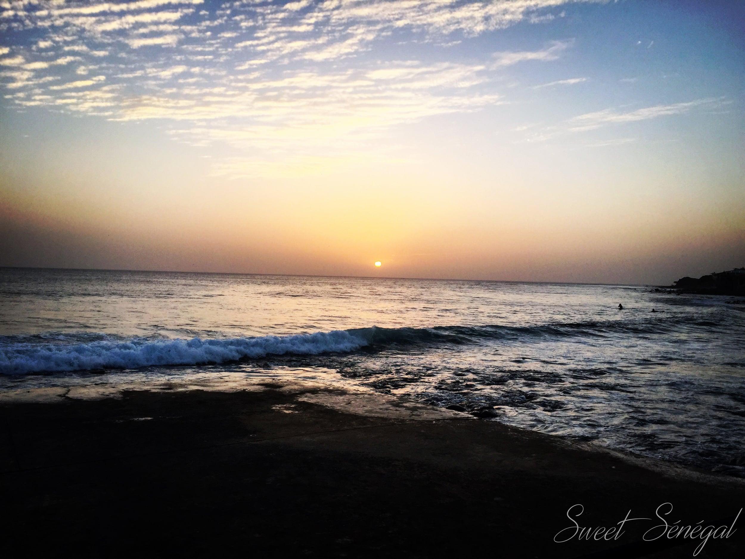 Corniches des almadies Photo: Sweet Senegal