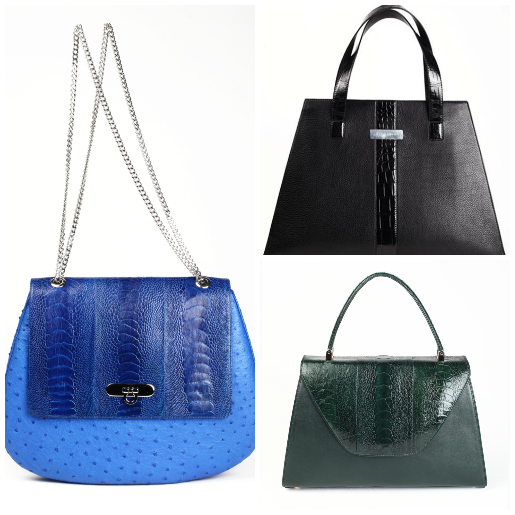 Les Sacs Adama Paris / Bags By Adama Paris