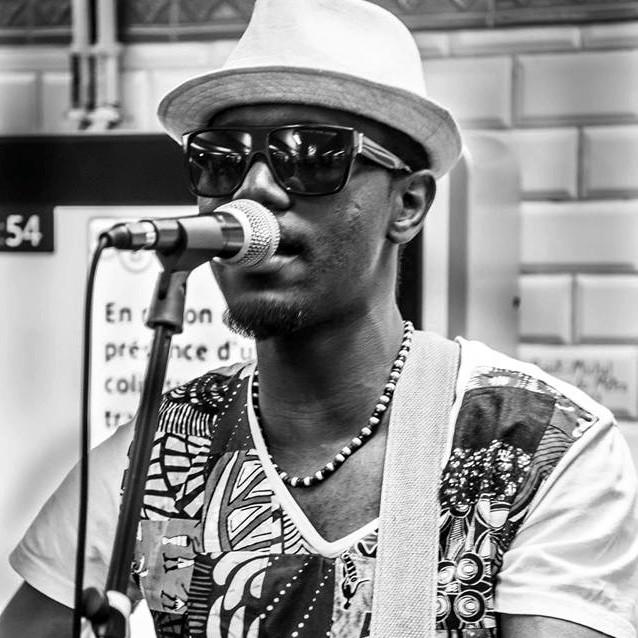 sidyson, un musicien à Paris