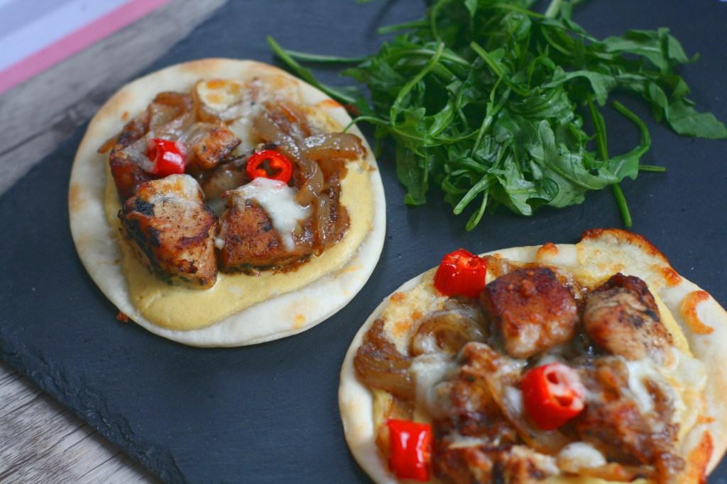 Mini Pizza Yassa- CLICK POUR RECETTE