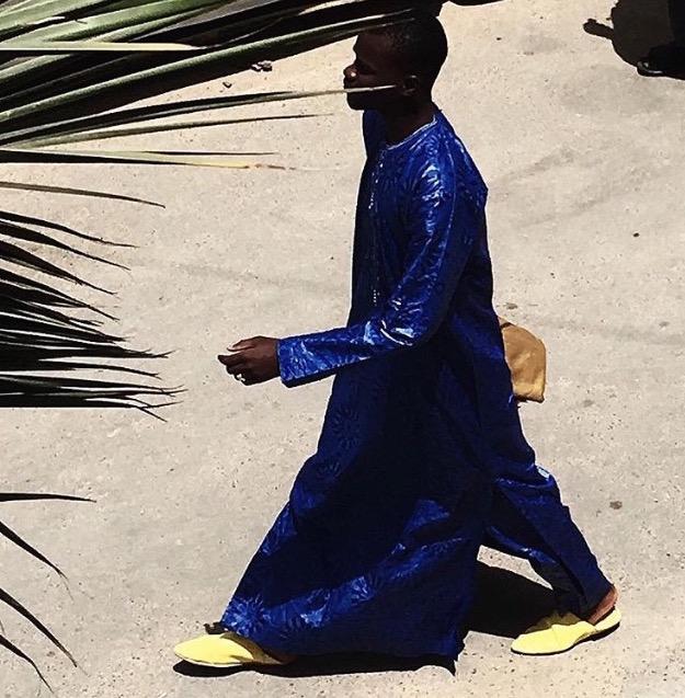 Le Senegal via Amy Sall