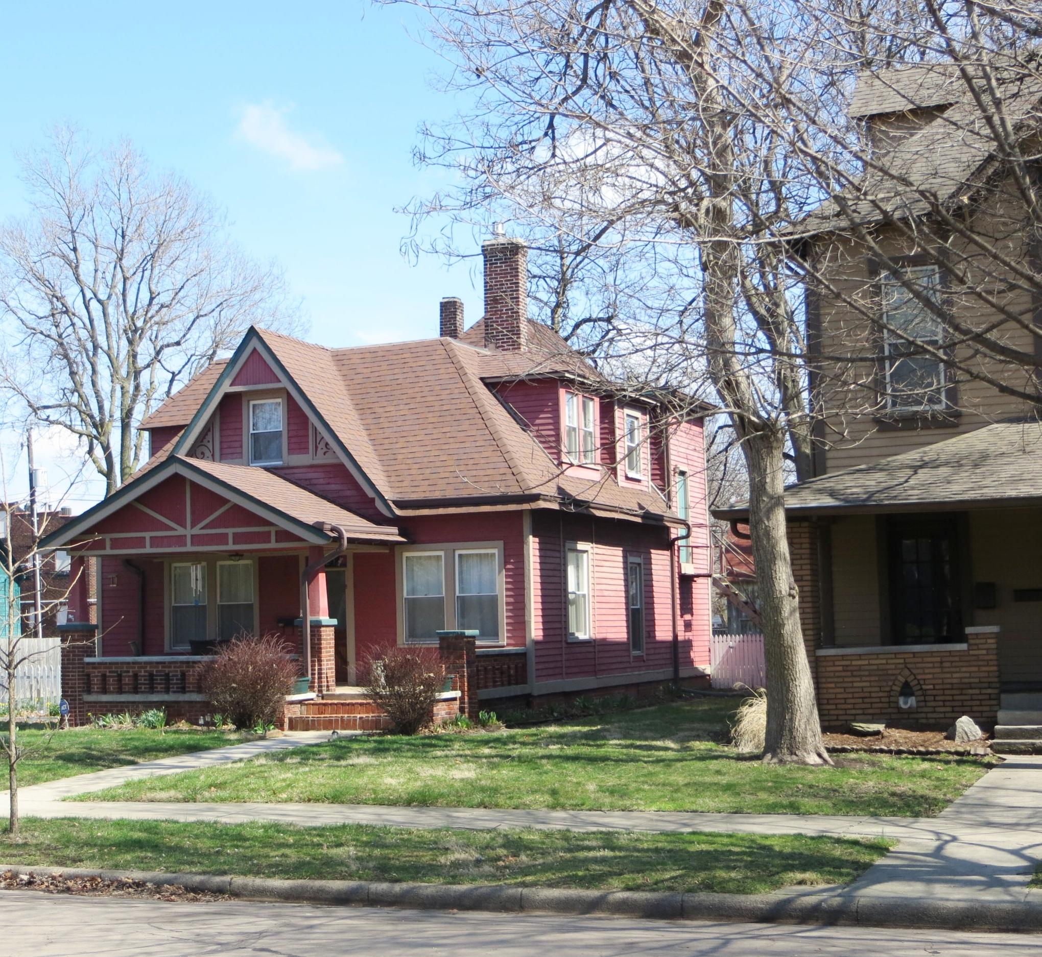 Old Northside street