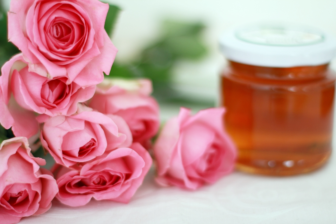 roses and honey.JPG
