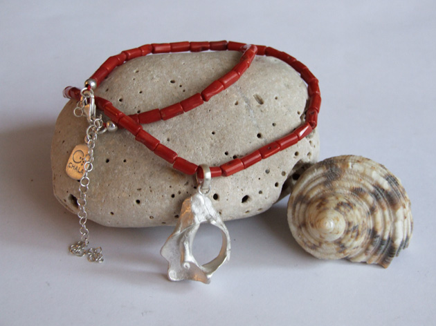 18 Fractal shell necklace with coral.jpg