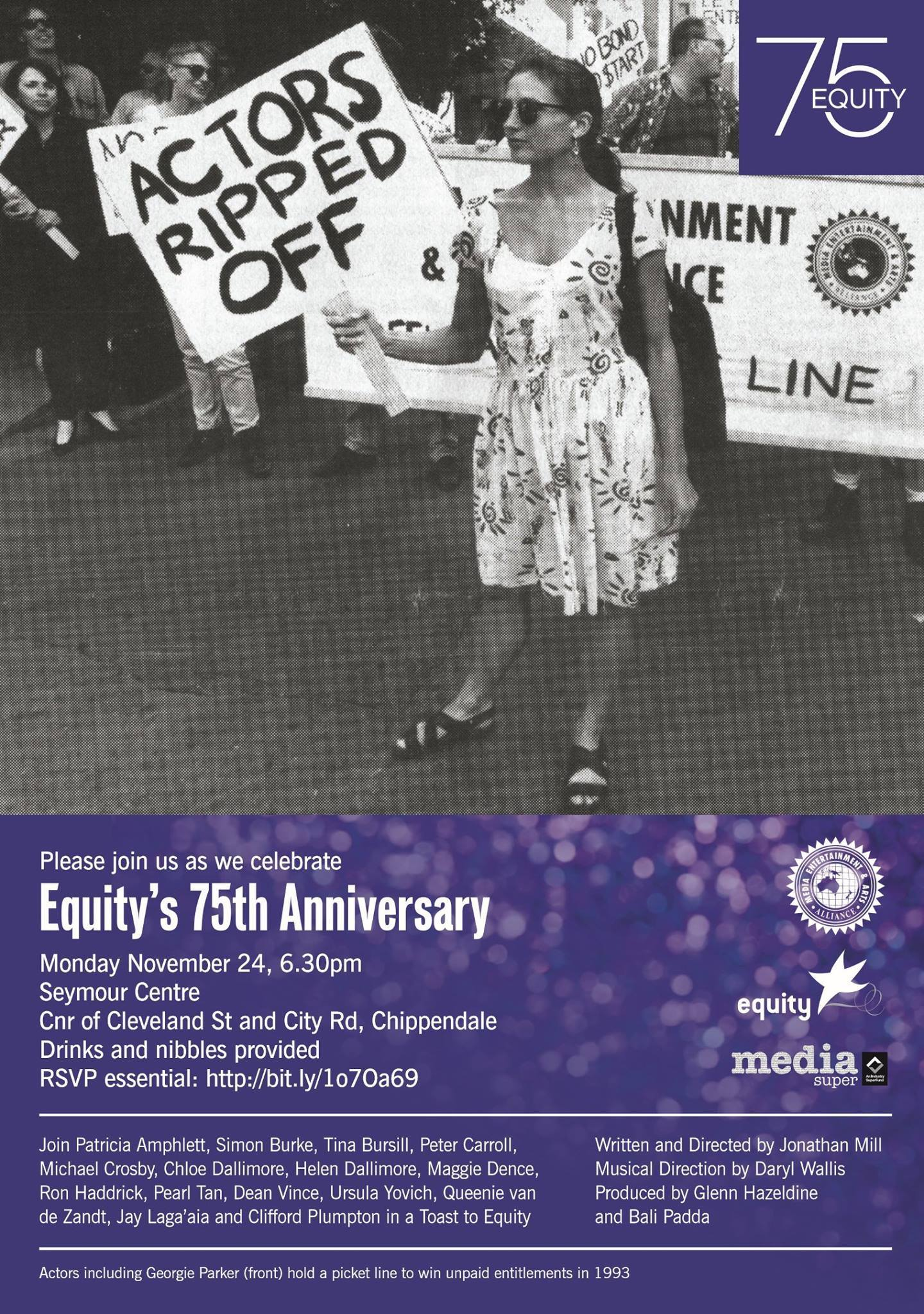 Equity75: A Toast to Equity