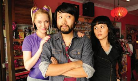 Kung Fu Comedy: Maximum Choppage (ABC)