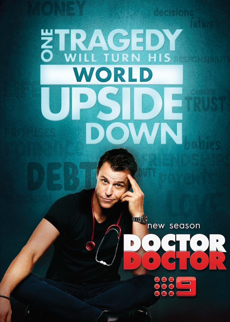Doctor Doctor Season 3 (Nine Network)