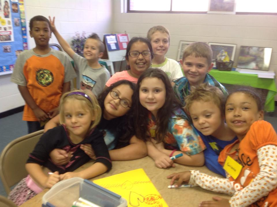 Members of our Kids For Christ program enjoy their time at Bible Buddies!