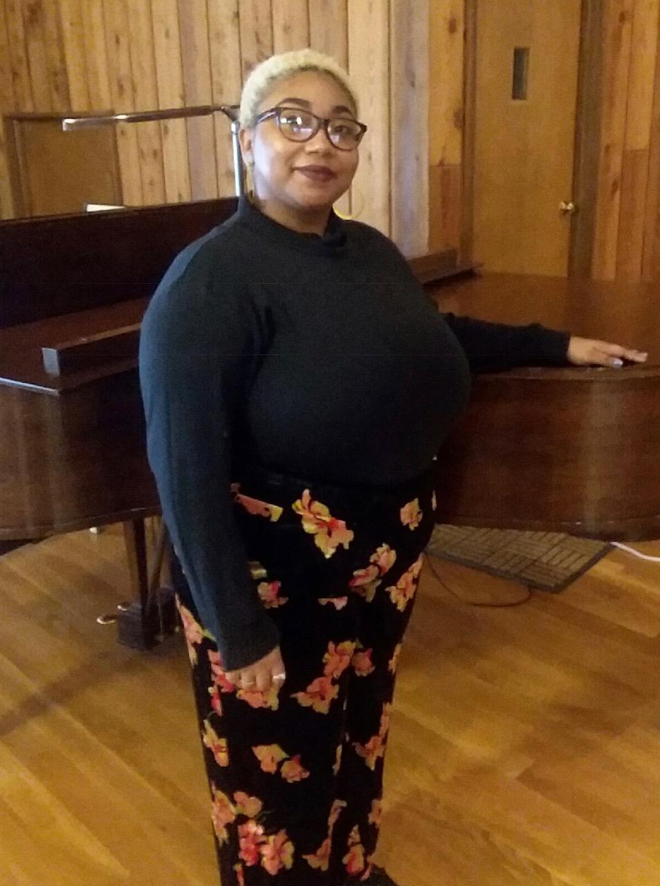 Braeden Johnson 2018-2019 Choral Scholar