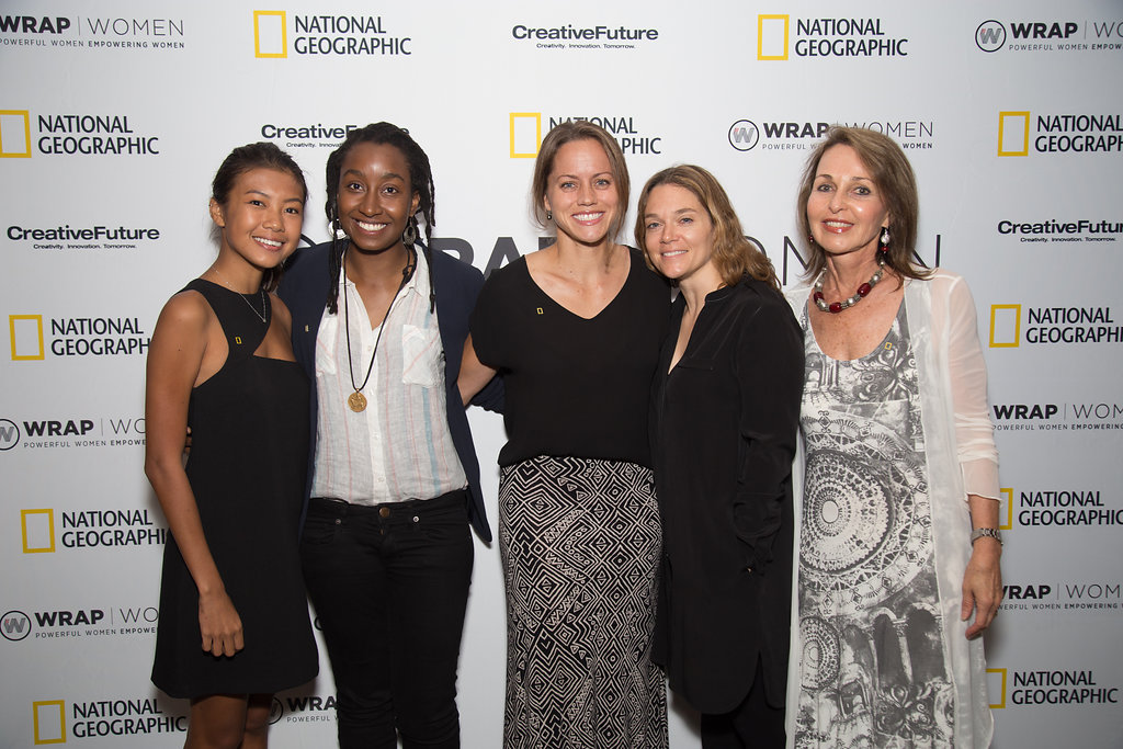 National Geographic photographers and filmmakers attend the Power Women Breakfast D.C. Photographed by E. Brady Robinson for TheWrap