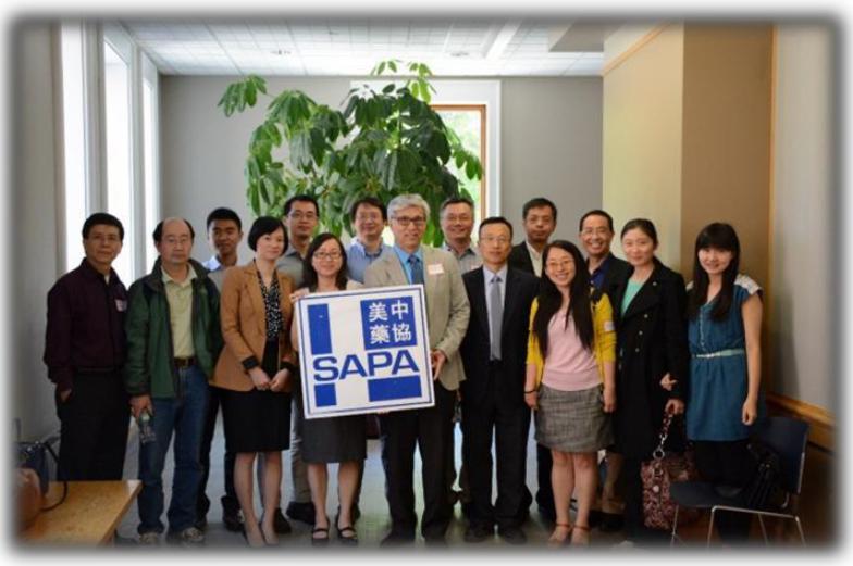 SAPA-CT EC members and speakers