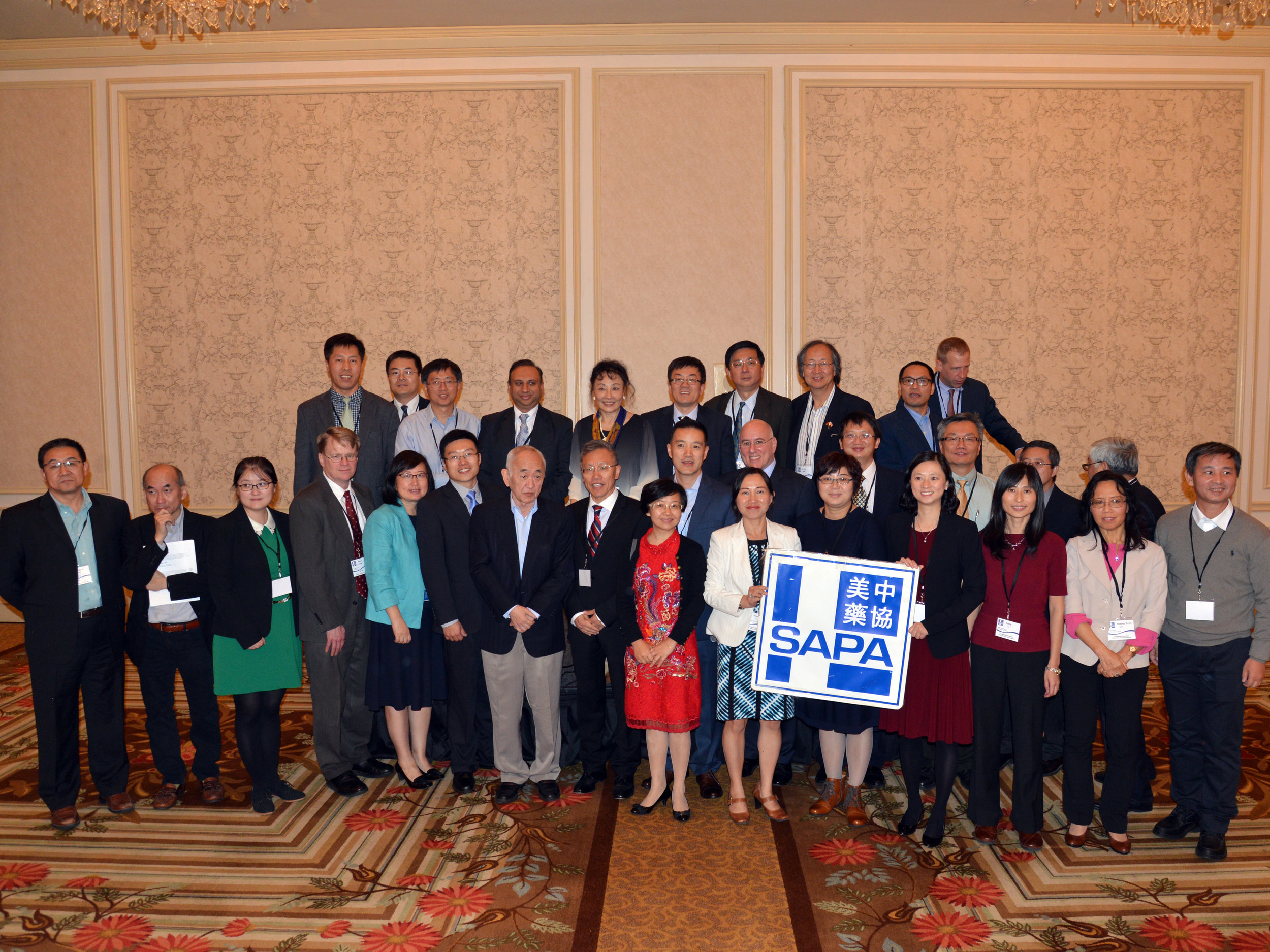 SAPA-CT group and invited speakers