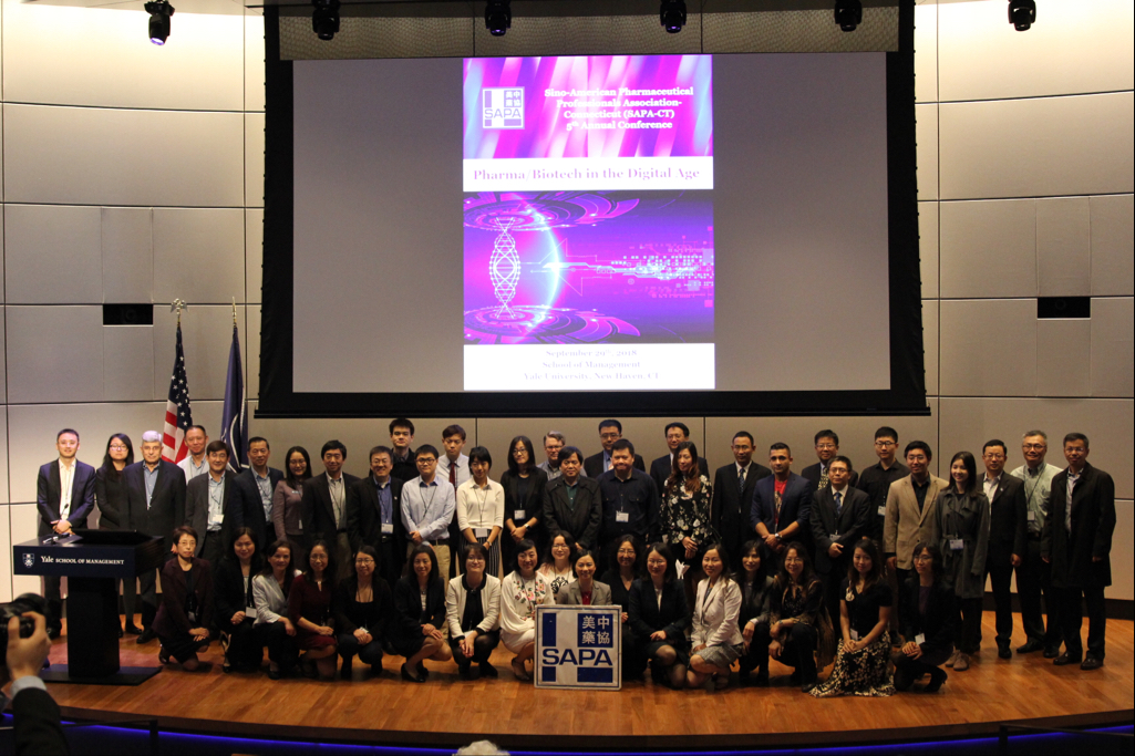 SAPA-CT members with invited speakers in 5th annual conference
