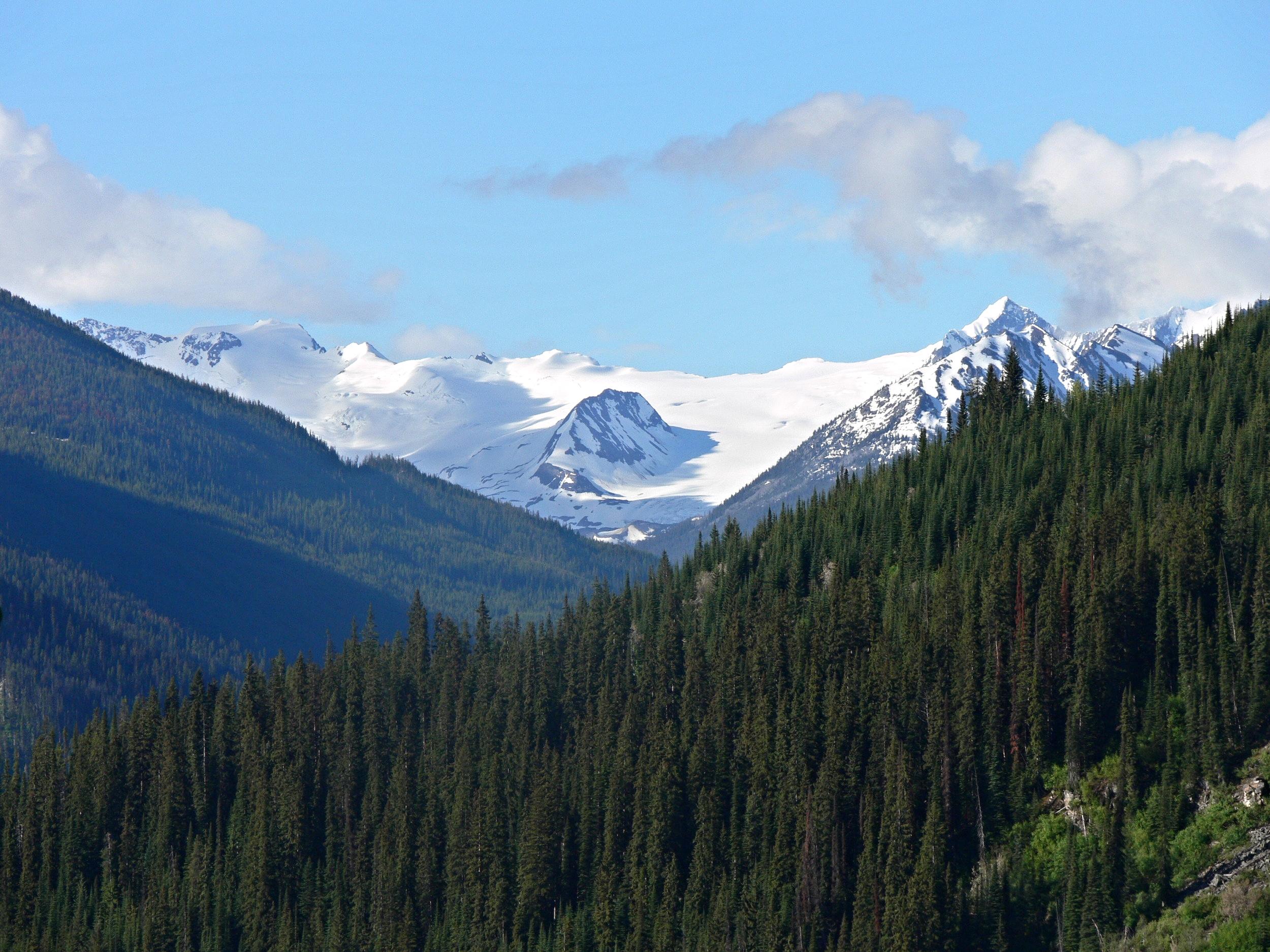 Conrad Glacier