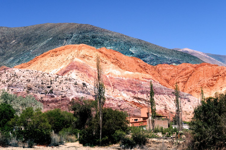 Painted Mountains, Salta