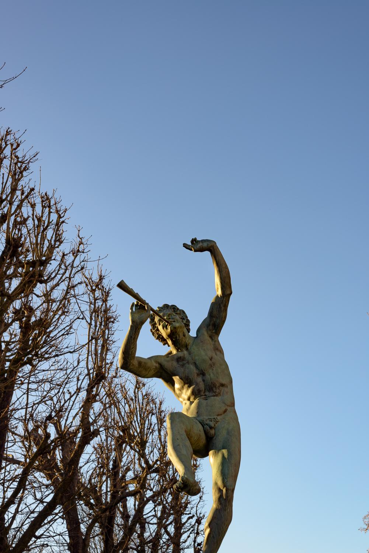 """Pan,"" Jardin du Luxembourg"