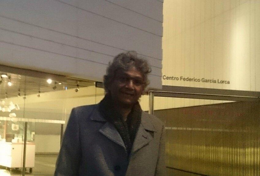 Romesh at Centro Frederico Gacia Lorca