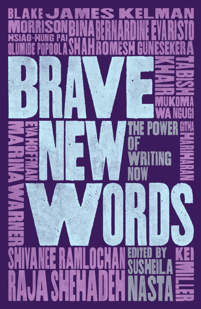 essay - The opening essay in Brave New Words published in the UK by Myriad Editions on 7 November 2019.