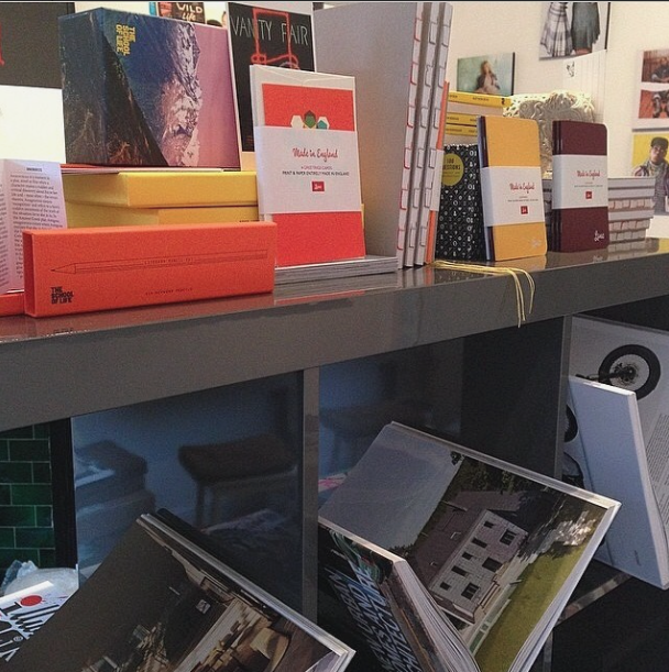 Lane Greetings Cards at Ideads on Paper, Nottingham.