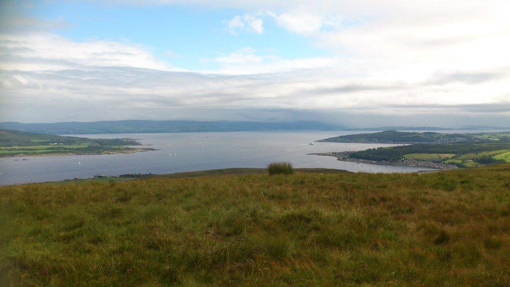 The Isle of Bute. Image courtesy of  Bute Fabrics .