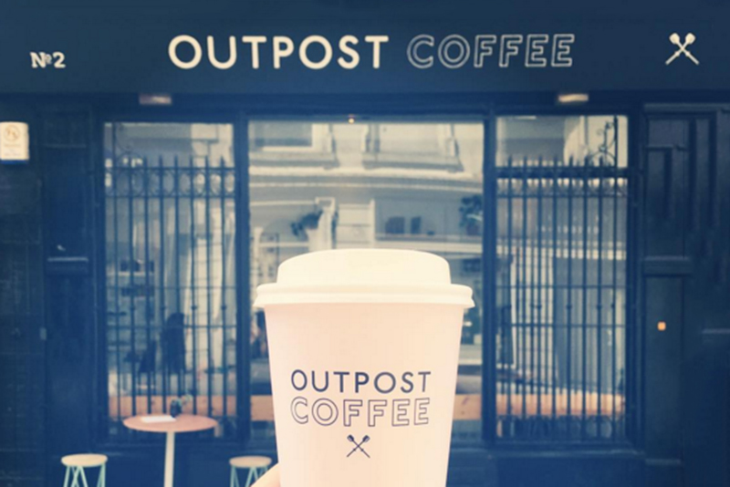Lane Family Outpost Coffee Roasters