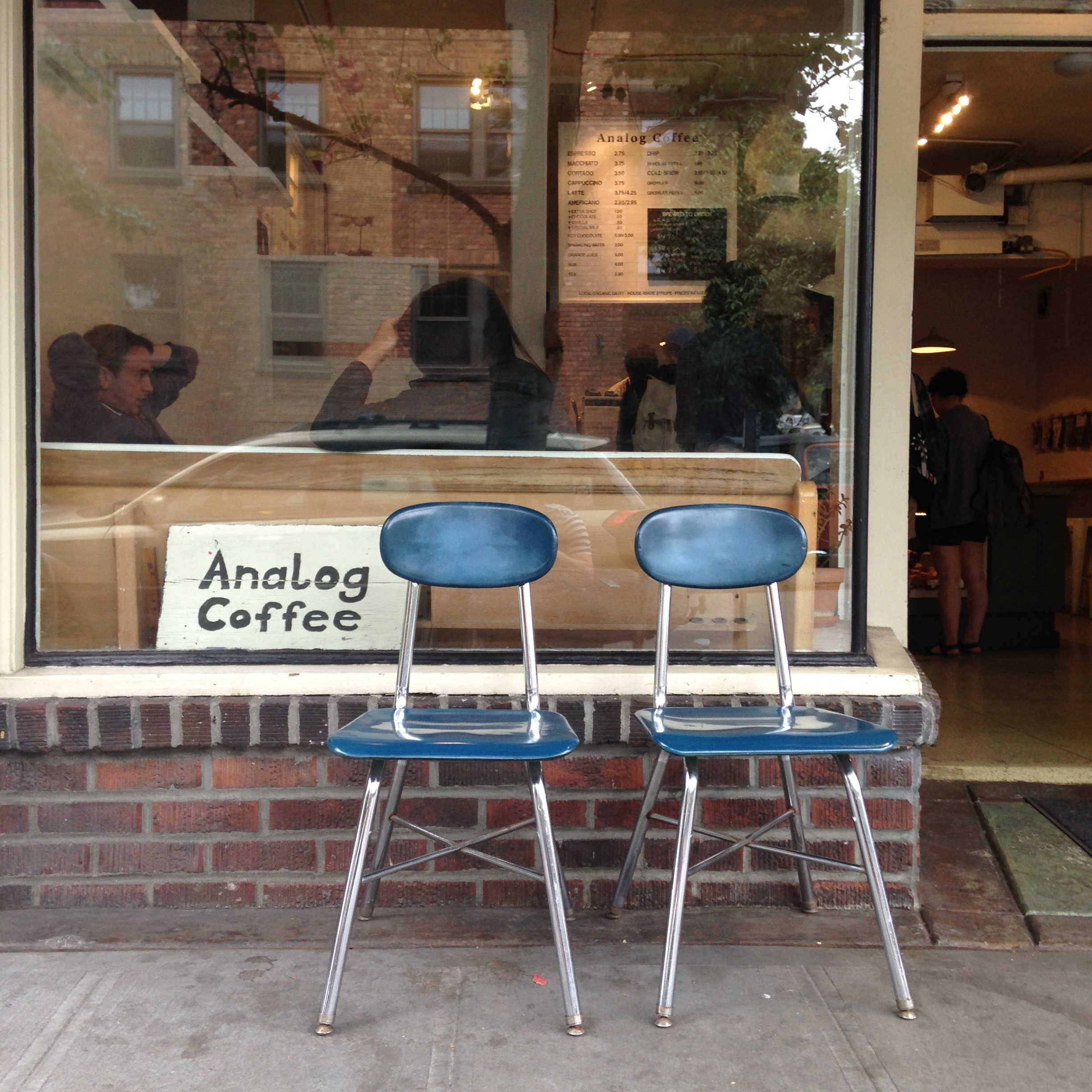 'Drink This: Analogue Coffee' article by Lane