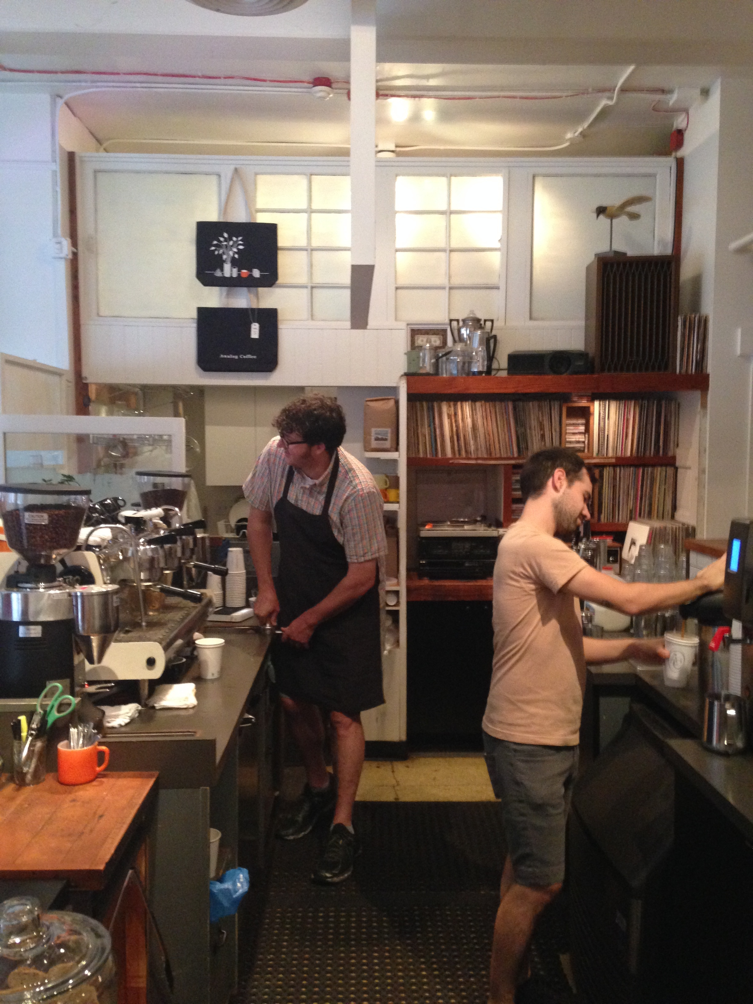 'Drink This: Analogue Coffee, Seattle' - Lane Article