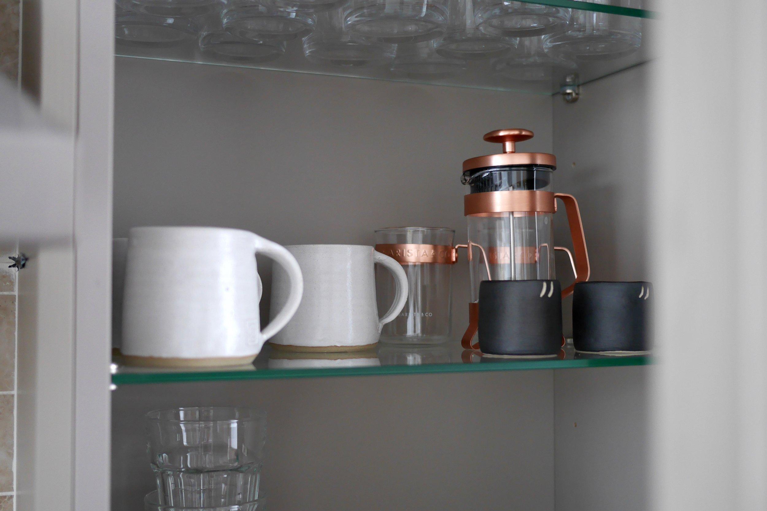 Lane & Parkwood Pottery stoneware mug - taken by Matthew Pike, Buckets & Spades