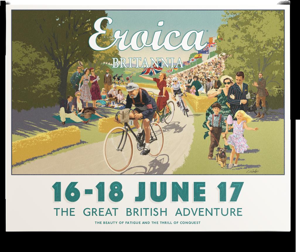 Eroica Britannia Festival 2017