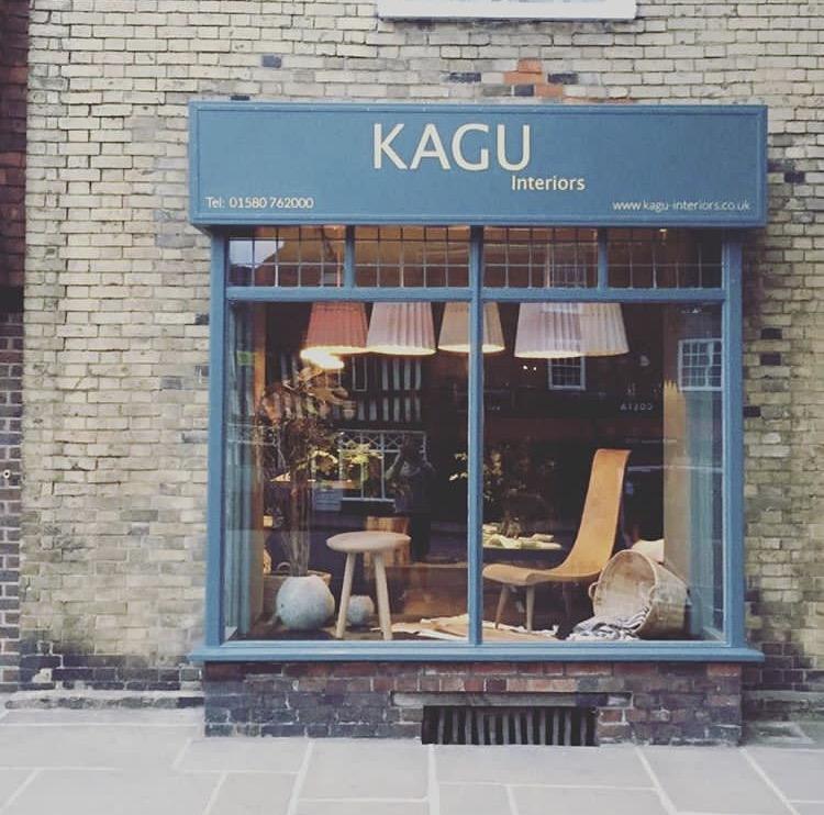 New Lane Homeware Stockist: Kagu Interiors, Tenterden, Kent