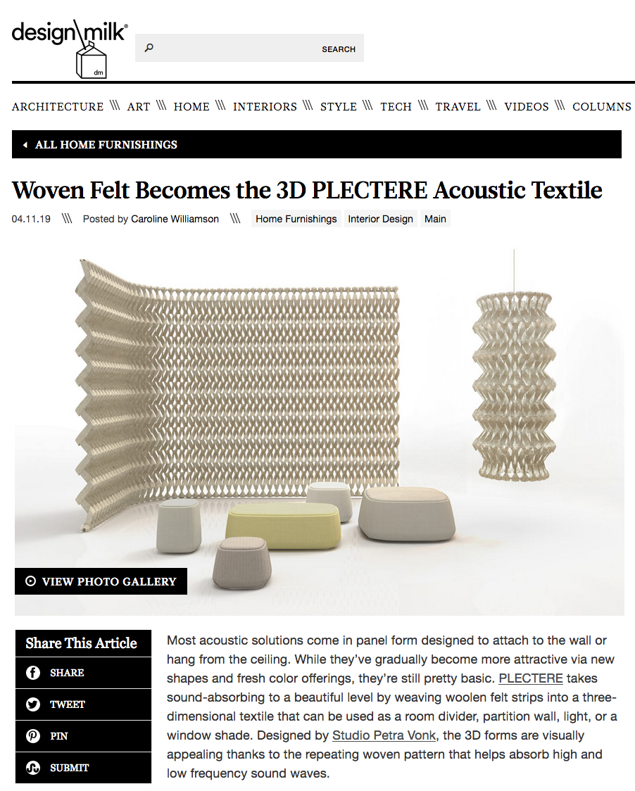 https://design-milk.com/woven-felt-becomes-the-3d-plectere-acoustic-textile/