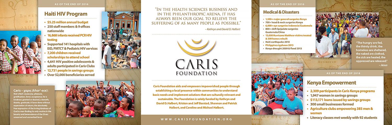 Caris Foundation News — Caris Foundation