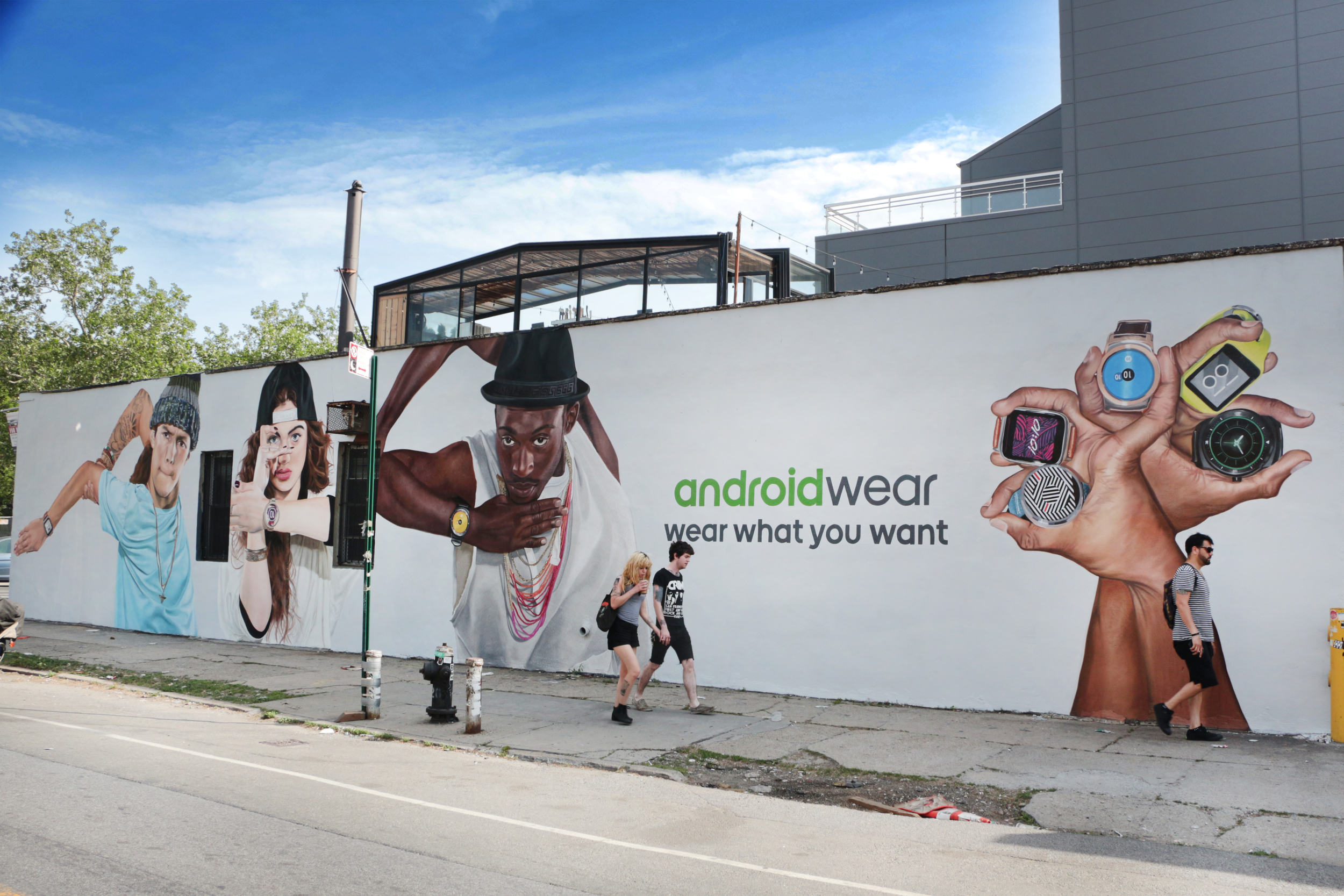 ANDROIDWEAR / GOOGLE