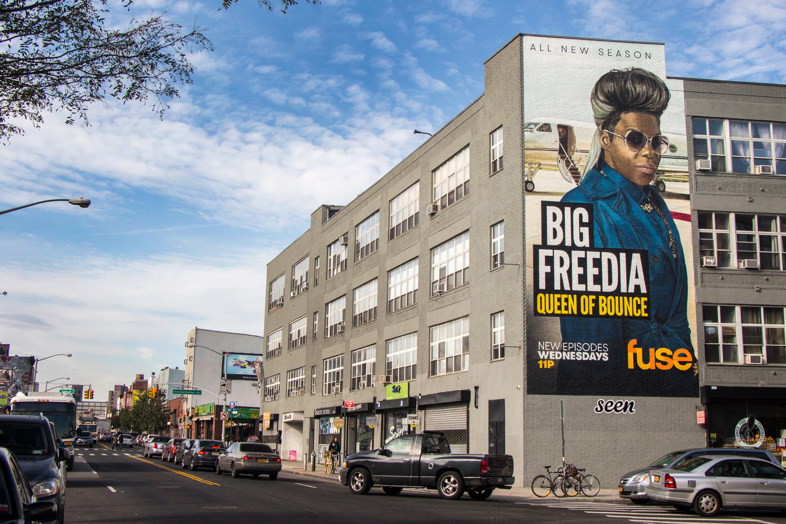 FUSE / BIG FREEDIA