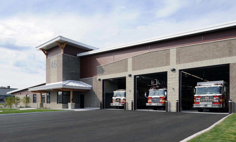 Stittsville Fire Station #46 | LEED Silver