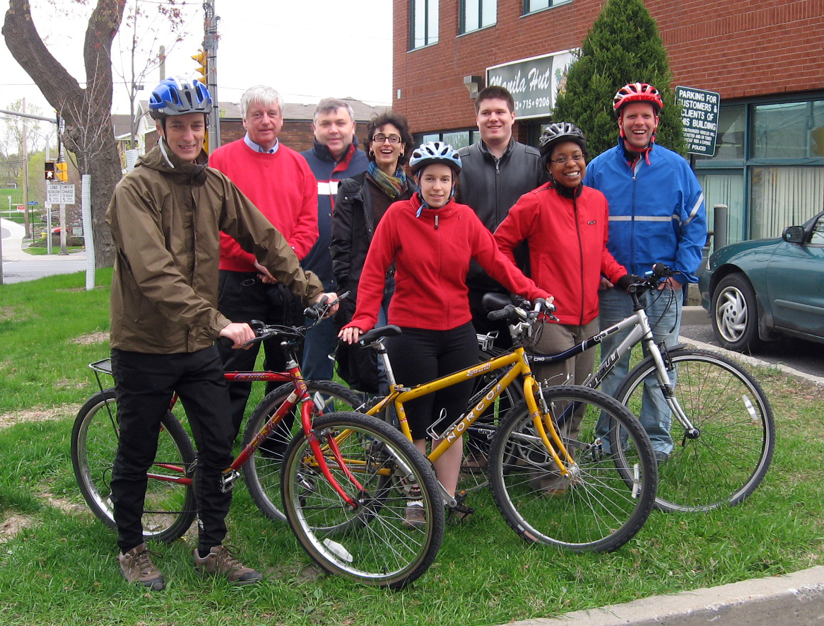Bike to Work Day / Earth Day 2010