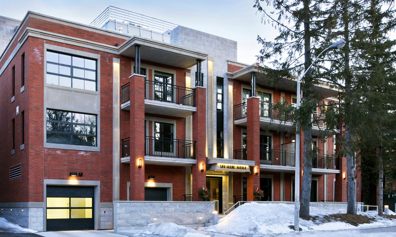 174 Glebe Avenue Luxury Condominiums